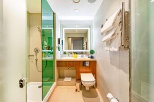 Ванная комната в Парк Инн от Рэдиссон Аэропорт Пулково