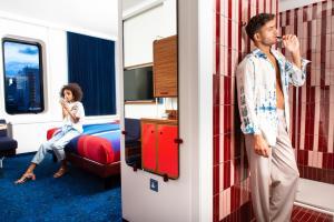 Gäste, die in der Unterkunft The Standard London übernachten
