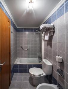 Un baño de Hotel La Polar