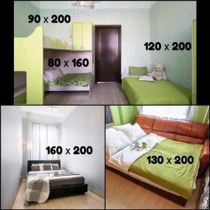 Кровать или кровати в номере У Литейного моста