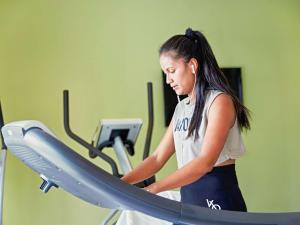 The fitness center and/or fitness facilities at Ibis Antananarivo Ankorondrano