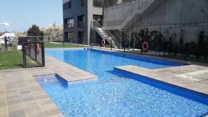 The swimming pool at or near COSTA NORTE Apartamento Gym Piscina Garaje