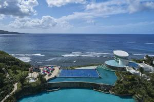 A view of the pool at Sheraton Laguna Guam Resort or nearby