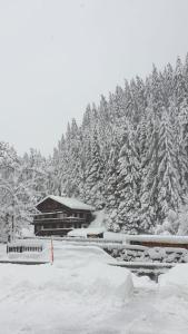 Villgratenhaus im Winter