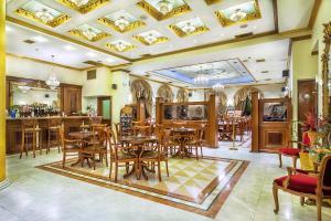 Εστιατόριο ή άλλο μέρος για φαγητό στο ad Imperial Palace Hotel Thessaloniki