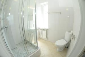 A bathroom at Apart-Hotel Domodedovo