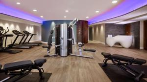 The fitness center and/or fitness facilities at Park Plaza Victoria London