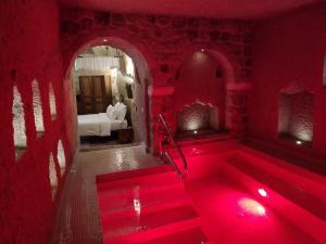 The swimming pool at or near Exedra Cappadocia