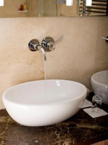 Salle de bains dans l'établissement Dylan
