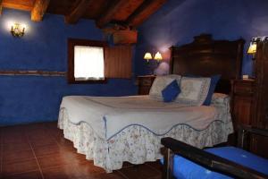 Cama o camas de una habitación en El Mirador