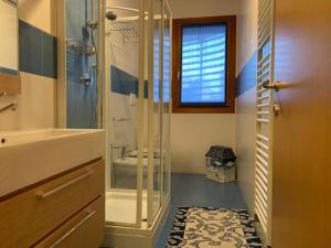 A bathroom at Residence Speranza