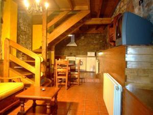 Una cocina o zona de cocina en Las Casucas de Ason