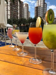 Drinks at Wyndham Rio de Janeiro Barra