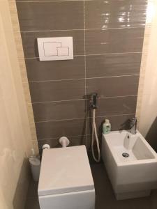 A bathroom at VIOLA HOME