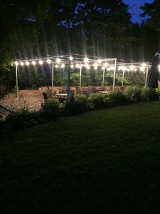 Ogród w obiekcie Dom Młynarza