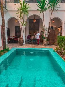 Piscina en o cerca de Riad Ghali Hotel & SPA
