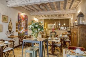 Restaurace v ubytování Hotel Boquier