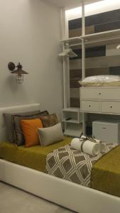 A bunk bed or bunk beds in a room at prestige house