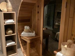 Spa and/or other wellness facilities at Hotel De Vrouwe van Stavoren