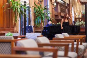A restaurant or other place to eat at Prince d'Angkor Hotel & Spa