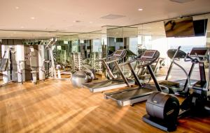 The fitness center and/or fitness facilities at Hotel Indigo Singapore Katong (SG Clean), an IHG Hotel