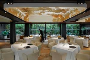 A restaurant or other place to eat at Mandarin Oriental, Barcelona
