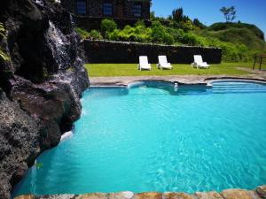 The swimming pool at or close to Hotel os Moinhos
