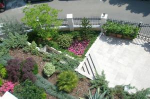 A bird's-eye view of Hotel Villa Vera