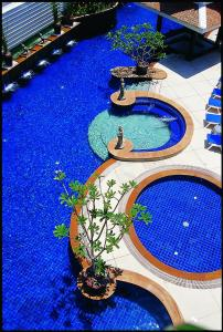 A view of the pool at Kata Poolside Resort SHA Plus or nearby