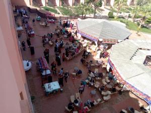 A bird's-eye view of Dome Marina Hotel & Resort Ain Sokhna