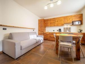 Posezení v ubytování Apartments & Rooms MyHolidayLivigno