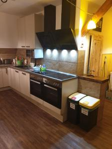 A kitchen or kitchenette at VICTORY GuestHouse
