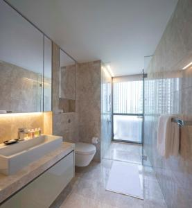 A bathroom at Fraser Residence Orchard Singapore (SG Clean)