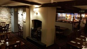 A restaurant or other place to eat at The Wheatsheaf Inn