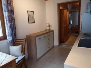 A kitchen or kitchenette at Felder Wachter