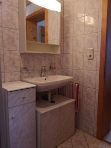 A bathroom at Felder Wachter