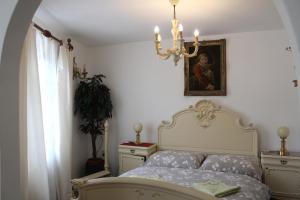 Postel nebo postele na pokoji v ubytování Penzion St. Florian Příbor