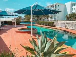 The swimming pool at or near Bargara Blue Resort