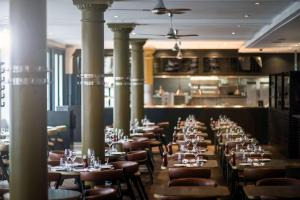 A restaurant or other place to eat at Andaz London Liverpool Street - a Concept by Hyatt