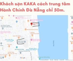 Bố cục KaKa Hotel Han River