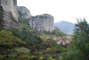 Natural landscape near the hotel