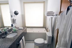 Um banheiro em Holiday Inn Manaus, an IHG Hotel