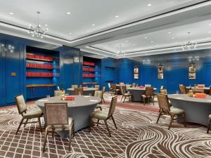A restaurant or other place to eat at Kimpton Hotel Van Zandt, an IHG Hotel