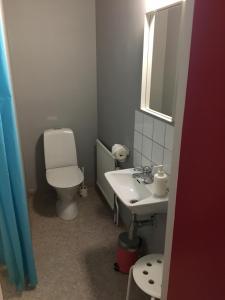 Ett badrum på Sleep And Go