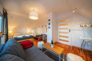 A seating area at Gabi Apartament Zakopane