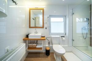 A bathroom at Gabi Apartament Zakopane