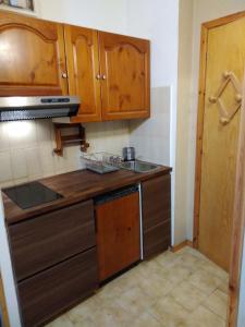 Cucina o angolo cottura di Casa Giovy