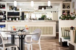 Lounge nebo bar v ubytování Villa Roma