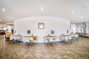 Een restaurant of ander eetgelegenheid bij Afytos Bodrum