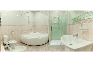 Ванная комната в Луки-Сервис